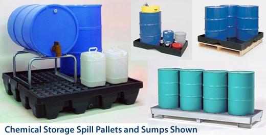 Petro Chem Equipment Sales Denios Chemical Storage